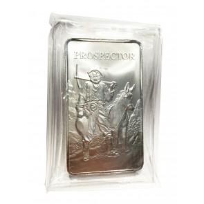 10 oz Silver Prospector Bar