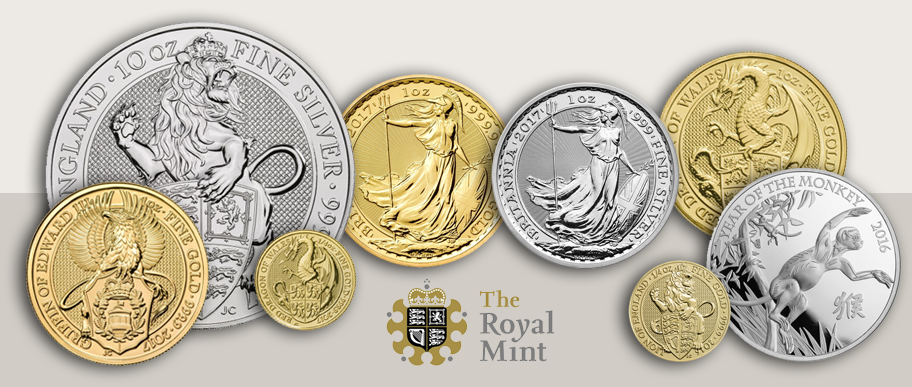 British Royal Mint Mints