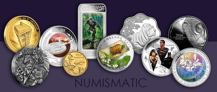Numismatic