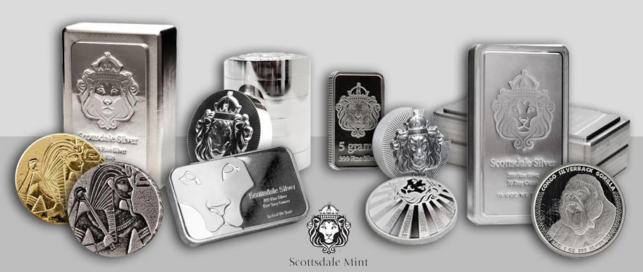 Scottsdale Mint