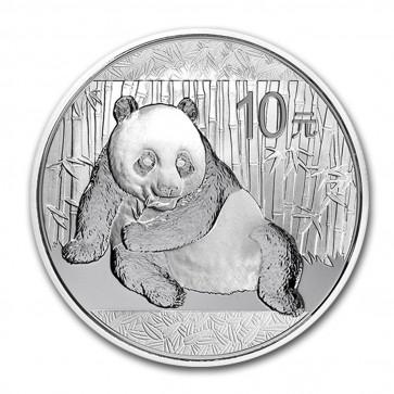 1 oz Silver Panda Coin 2015