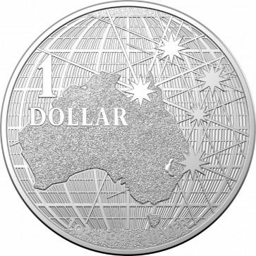 1 oz Silver Australia Beneath the Southern Skies - Platypus Coin 2021