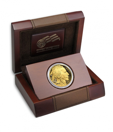 1 oz Gold Buffalo proof Coin 2011 (with Box & COA)