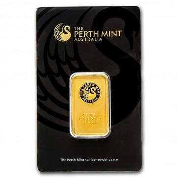 20 gram Gold Perth Mint Bar