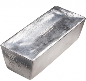 Various 1000 oz Silver Bars