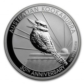 1 oz Silver Perth Mint Kookaburra Coin 2020