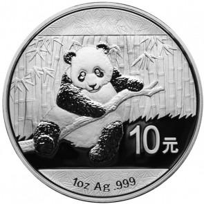 1 oz Silver Panda Coin 2014