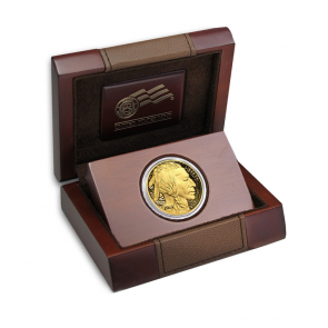 1 oz Gold Buffalo Proof Coin (with Box and COA)
