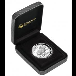 1 oz Silver Australian Koala High Relief Proof Coin 2016