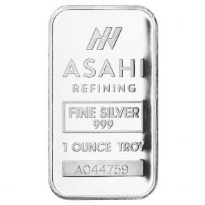 1 oz Asahi Silver Bars