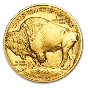 1 oz Gold US Buffalo Coin Pre-year