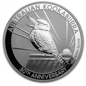10 oz Silver Perth Mint Kookaburra Coin 2020