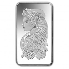 5 oz Silver PAMP Suisse Fortuna Bar