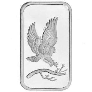 1 oz Silver SilverTowne Eagle Bar