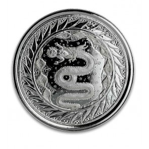 1 oz Silver Serpent of Milan Coin 2020