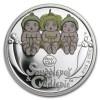 1/2 oz Silver Snugglepot & Cuddlepie Coin 2015