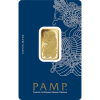 10 gram Gold PAMP Suisse Fortuna Veriscan Bar